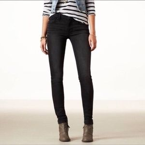 AEO Superstretch X-Long Skinny Jeans